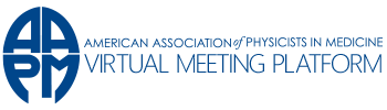 logo of American Association of Physicists in Medicine